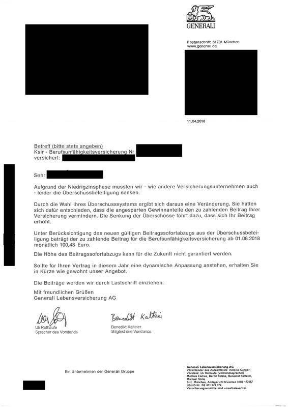 Generali_Berufsunfähigkeitsversicherung_Erhöhung