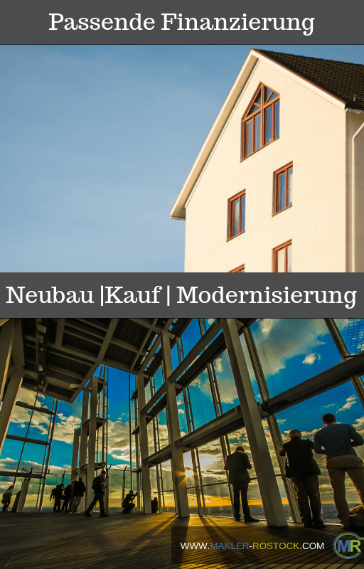 Baufinanzierung in Rostock - Neubau |  Kauf | Modernisierung