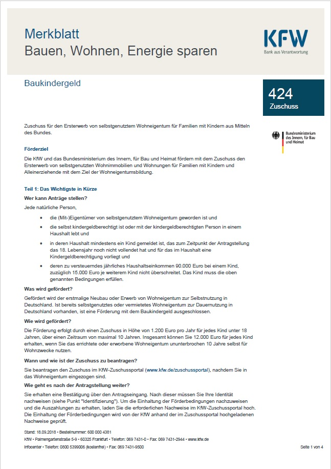 Merkblatt_Baukindergeld
